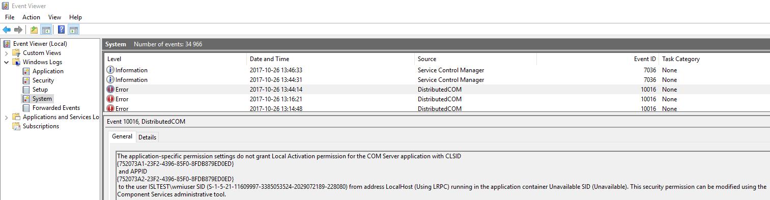 Verify WMI Access for a Regular Non-Admin Domain User